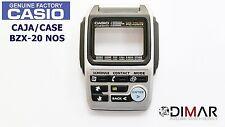 VINTAGE CASE/CAJA CASIO BZX-20 NOS