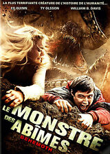DVD...LE MONSTRE DES ABIMES (Behemoth)...Ed QUINN / William B.DAVIS...NEUF - 2