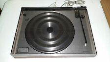 B&O Beogram 2400 Turntable w/ MMC 20EN Cartridge parts only.