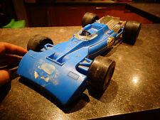 Ancien Jouet de Bazar en Plastique souflé TYRELL FORD MOB Formule 1 pour pièces