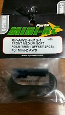 xpawdfms1 front medium soft foam tire miniz xpower pair
