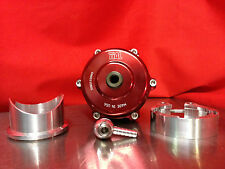 Tial Q 50mm BOV Red Blow Off Valve Aluminum Authorized Tial Dealer
