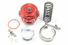 Car Turbo Blow Off Valve BOV Vband Flange Spring 0.4-1.3 Bar 50mm Red Tial