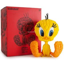 Looney Tunes Medium Figure - Tweety Yellow Version by Mark Dean Veca - Kidrobot