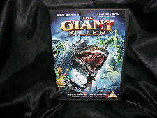 The Giant Killer, (DVD, 2013) In Great Condition, Trusted Ebay Shop