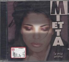 MIETTA - La mia anima - CD 1998 SEALED SIGILLATO