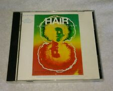 Hair [Original Broadway Cast Recording] by Various Artists CD RCA