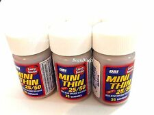5 x 36 ct, BOTTLES MINI THIN 25/50 EF ENERGY BOOSTER ( 180 ) PILLS