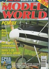 32 x 22 inch RUPERT Full Size SCALE PLAN DRAWINGS - RC MODEL WORLD October 2004