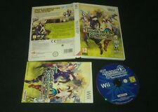 TALES OF SYMPHONIA DAWN OF THE NEW WORLD, PAL ESPAÑA, WII, COMPLETO