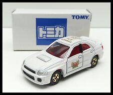 TOMICA 30TH SUBARU IMPREZA WRX STI 1/59 TOMY NEW DIECAST CAR WHITE 54