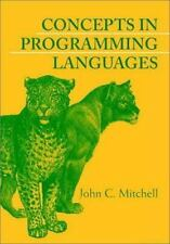 Concepts in Programming Languages by Mitchell, John C.