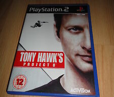PS2 GAME: TONY HAWK'S PROJECT 8