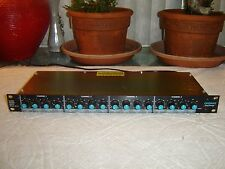 Furman QN-44 Quad Noise Gate, 4 Channel Gate, Vintage Rack