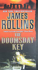 The Doomsday Key: A Sigma Force Novel,GOOD Book