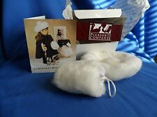 AMERICAN GIRL SAMANTHA'S ELEGANT HAT AND MUFF In BOX  Pleasant Company