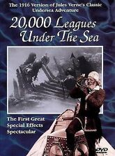 20,000 Leagues Under the Sea, Very Good DVD, Howard Crampton, Dan Hanlon, Edna P