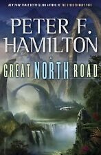 Great North Road by Peter F. Hamilton (2013, Hardcover) 1ST U.S. HC ED BRAND NEW
