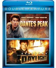Dante's Peak/Daylight [2 Discs] (2013, REGION A Blu-ray New) BLU-RAY/WS