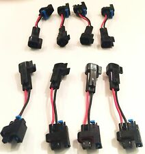 LQ4, LQ9 4.8 5.3 6.0 Delphi Injectors to LS2 LS3 LS7 EV6 Wire harness Adapters
