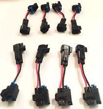 LQ4, LQ9 4.8 5.3 6.0 Delphi Injectors to LS2 LS3 LS7 EV6 Wire harness Adapters