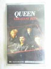 QUEEN GREATEST HIT RARE CASSETTE MADE IN INDIA May 2001