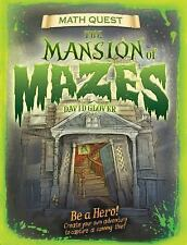 Math Quest: Mansion of Mazes by David Glover (2016, Paperback)