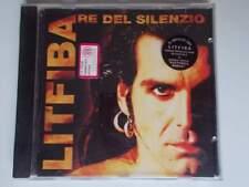 LITFIBA - RE DEL SILENZIO - CD ORIGINALE SIGILLATO 450995236-2
