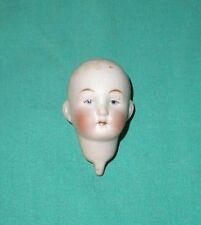 bisque head antique for a dollhouse doll 2.08""