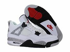 NIKE AIR Jordan 4 IV Cement White OG Retro 840606 192 (Size 13)