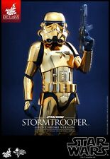 Hot Toys Star Wars 1/6th scale Stormtrooper (Gold Chrome Version) Figure MMS364