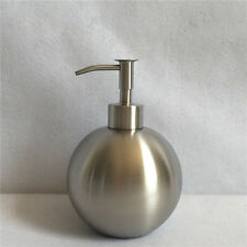 New Stainless Steel Foaming Soap Dispenser Pump for Kitchen Bathroom Countertops