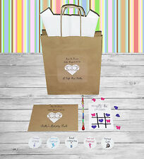 Personalised Childrens Wedding Activity Pack Book Favour Party Bag Gift Vintage