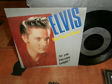 "elvis presley""blue suede shoes""""single7""or.fr.rca pb:49589.de 1987 rare francais"