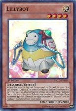 Lillybot (DRLG-EN050) - Super Rare - Near Mint - 1st Edition