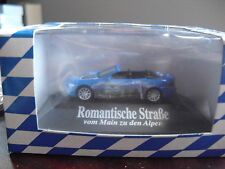 Herpa HO 1/87 Bayern Edition 2004 BMW Convertible Car NIP