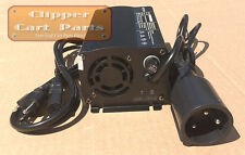 NEW Club Car 48 Volt Golf Cart Battery Charger Style (5 amp) W/ Powerdrive Plug