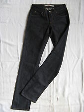 ONLY Damen Blue Jeans Stretch W24/L34 Gr.32 low waist slim fit straight leg