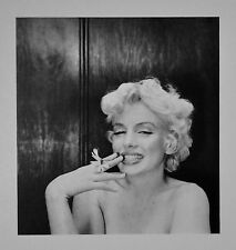 Cecil Beaton Ltd. Ed. Photo Heliogravure 30x40 Marilyn Monroe 1956 B&W Portrait