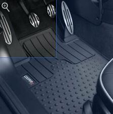 Mini Cooper S Countryman Rubber Floor Mats Floormats 2012-2016 Set Of 4 OEM