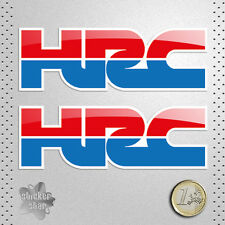 STICKER HRC HONDA RACING MOTO  ADHESIVE VINYL DECAL AUTOCOLLANT AUFKLEBER 貼紙
