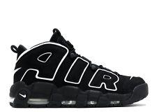 2016 Nike Air More Uptempo Black White OG Size 11. 414962-002 Jordan Pippen Kobe