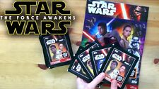 Topps Star Wars The Force Awakens Stickers - Part 1 & 2 - Build Your Bundle