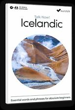 Eurotalk Talk Now Icelandic for Beginners - Download option and CD ROM