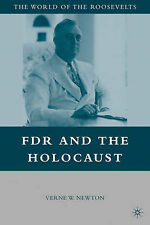 FDR and the Holocaust (The World of the Roosevelt&quote;s), , New Book