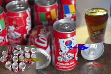 Coca Cola - Coke  España  bote cerrado mundial futbol EEUU-Lata, Spain