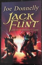 JACK FLINT AND THE SPELLBINDER'S CURSE by Joe Donnelly BRAND NEW RRP £6.99