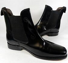 Samuel Windsor Signature Collection Mens Torino Black Boots Size 7 - UNWORN