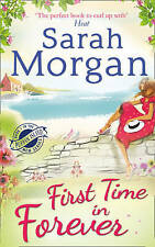First Time in Forever (Puffin Island Trilogy, Book 1) by Sarah Morgan (Paperback