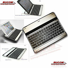 mobile Clavier Bluetooth ROYAUME-UNI anglais pour tablette iPad 2 3 4 et iPhone